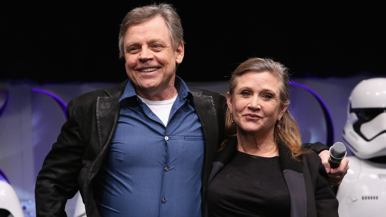 Disney Legends: Carrie Fisher, Stan Lee, Mark Hamill κ.α.