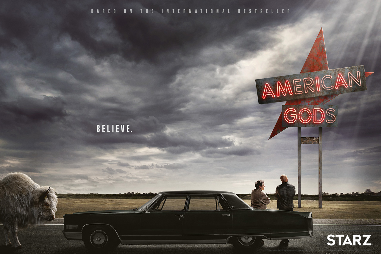 American Gods: Πρώτες Εντυπώσεις