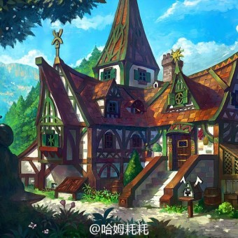 fantasy_house_design_by_phoenix_feng-dak24rh